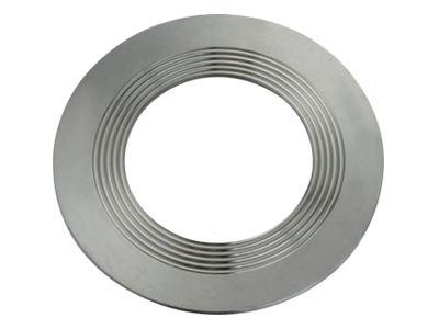 Metala envolva gasketo-metodo