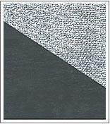 Rubanda Folio de Asbesto kun plifortiga reto de drato